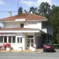 Hotel Don Juan en a-estrada