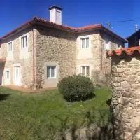 Hotel Casa de Fares en a-estrada