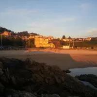 Hotel Hostal del Mar en a-guarda