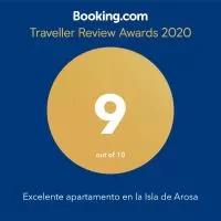 Hotel Excelente apartamento en la Isla de Arosa en a-illa-de-arousa