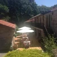 Hotel Residencia Galicia Anceu en a-lama