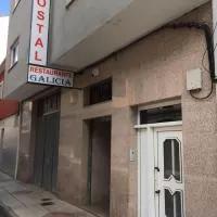 Hotel Hostal Galicia en a-pobra-do-brollon