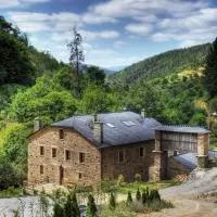 Hotel Casa do Fidalgo en a-pontenova