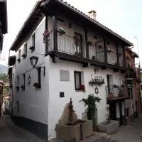 Hotel La Estrella de David en abadia