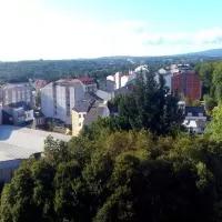 Hotel Hotel Vila do Alba en abadin