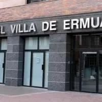Hotel Hotel Villa De Ermua en abadino