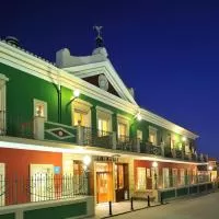 Hotel Balneario de Leana en abanilla