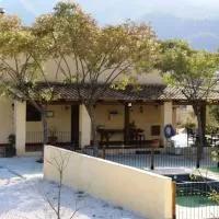 Hotel CASA RURAL EL ESCORIAL en abaran