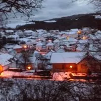 Hotel Casa Rural Aliciaenea en abaurregaina-abaurrea-alta