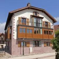 Hotel Apartamentos Irati Garralda en abaurregaina-abaurrea-alta