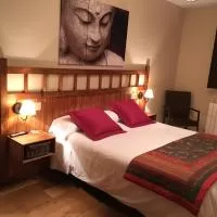 Hotel Hostal Otsoa en abaurrepea-abaurrea-baja