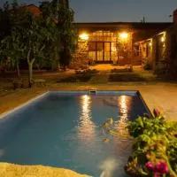 Hotel Casa Rural La Aldaba en abertura