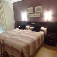 Hotel Hostal El Lechuguero en ablitas