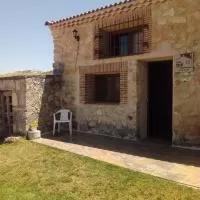 Hotel Casa Rural El Lagarcillo en adrada-de-haza