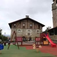 Hotel Albergue Uztartza en aduna