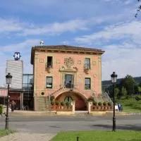 Hotel Hotel Atxega en aduna