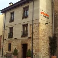 Hotel Hostal Restaurante La Muralla en aguas-candidas