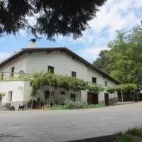 Hotel Casa Rural Astobieta en ajangiz