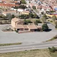 Hotel Hotel Cariñena en aladren