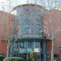 Hotel Hotel Universidad en albacete