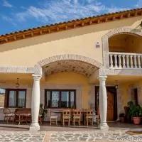 Hotel casa rural La Pradera en albarreal-de-tajo