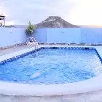Hotel El Rincón De Resu en albudeite