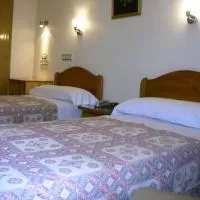 Hotel Hotel La Parra en albudeite