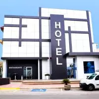 Hotel Hotel Villa Ceuti en albudeite