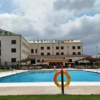 Hotel Hospedium Hotel Castilla en alcabon