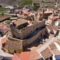 Hotel Castillo de Grisel en alcala-de-moncayo