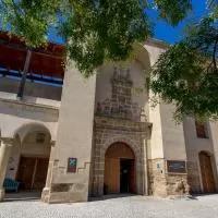 Hotel Hospedería Conventual de Alcántara en alcantara