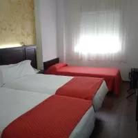 Hotel Hotel Sostenible La Laguna en alcantara