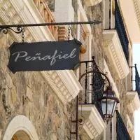 Hotel Complejo Peñafiel en alcantara