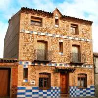 Hotel Casa rural El Pinche en alcaudete-de-la-jara