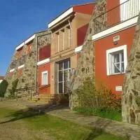 Hotel Albergue San Matías en alcaudete-de-la-jara