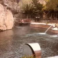 Hotel Hotel Balneario de La Virgen en alconchel-de-ariza