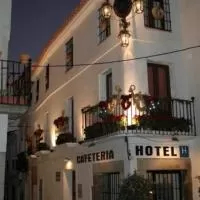 Hotel Hotel Plaza Grande en alconera