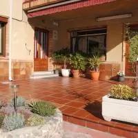 Hotel Hostal El Mirador en aldea-real