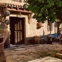 Hotel El Corral De Perorrubio en aldealcorvo