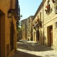 Hotel Apartamento El Desván en aldealengua-de-pedraza