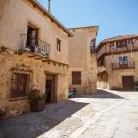 Hotel El Bulín de Pedraza - Casa del Serrador en aldealengua-de-pedraza
