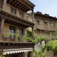 Hotel Hosteria del Arco en aldealengua-de-pedraza