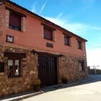 Hotel Casa Rural El Labriego en aldealengua-de-santa-maria