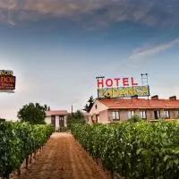 Hotel Hotel Area Tudanca Aranda en aldehorno