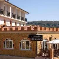 Hotel Hostal Las Rumbas en aldehuela-de-liestos
