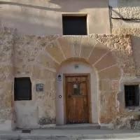 Hotel Casa Tolosa en aldehuela-de-liestos