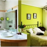 Hotel Casa Sol Numantino en aldehuela-de-perianez