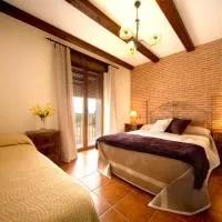 Hotel La Venta de los Arribes en alfaraz-de-sayago
