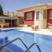 Hotel Three-Bedroom Holiday Home in Lorqui en alguazas