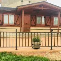 Hotel Casa Completa Madera y Sol en aliud